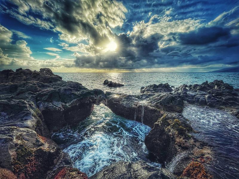 kihei Maui  Arch