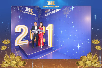 Event - Khai Hoan Land Year End Party 2020
