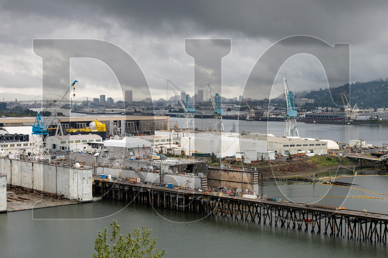 Portland City Council last week authorized the Bureau of Environmental services to move forward with remedial design and public outreach for the cleanup of the Portland Harbor Superfund site. (Sam Tenney/DJC)