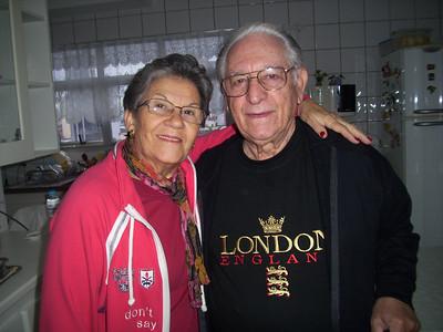 54 anos casamento Vô & Vó
