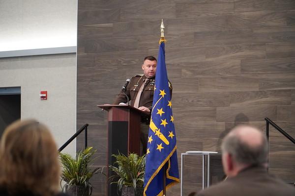 Porter County Sheriff Memorial 2021