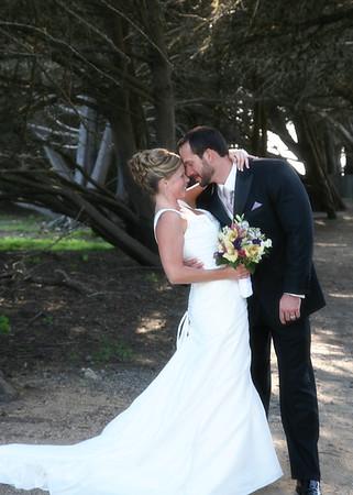 J&R Wedding Portrait Photography at Ragged Point Inn, Big Sur California