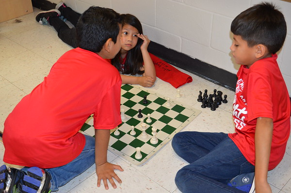 First Chess Tournament