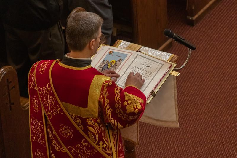 Paschal Divine Liturgy 2019