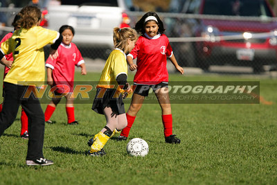 (U9 Girls) Sachem Riptide vs. PMYSL Blizzards