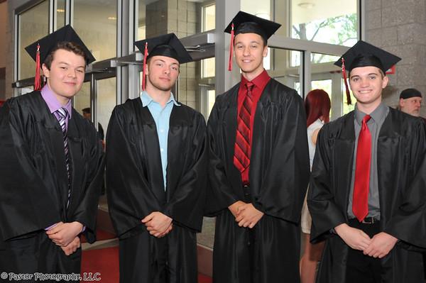 Graduation Candid Photos