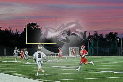 2/17/2017 - Lake Highland Prep vs. St. Thomas Aquinas - Brian Piccolo Stadium at STA, Ft. Lauderdale, FL