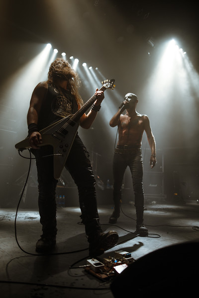 Taake + Bölzer + One Tail One Head + Orkan - October 2018