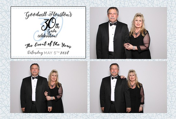 Goodwill Houston 30th Gala