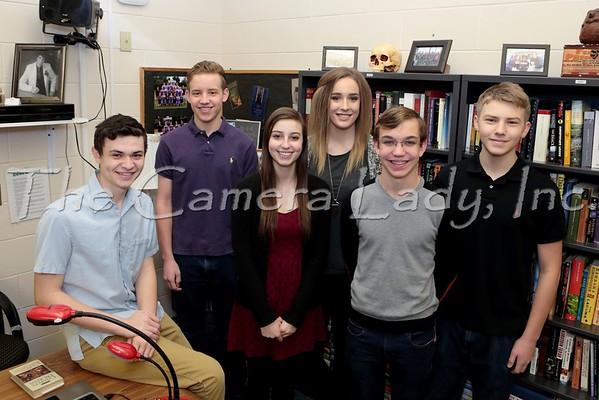 2014 HS Debate Team