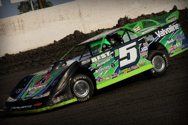 Tri-State Speedway; UMP DIRTcar Summer Nationals Hell Tour6-26-16