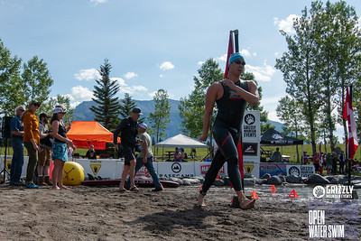 2019 Grizzly Events Open Water Swim