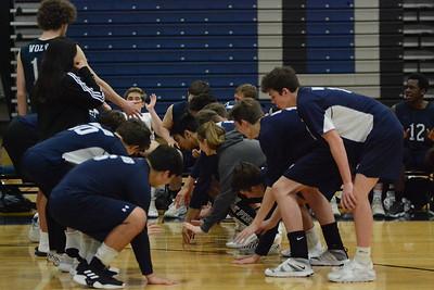 OE Boys Varsity Volleyball Vs. Willowbrook 2019