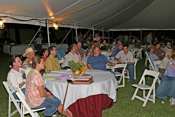 Saturday Evening Picnic/Auction