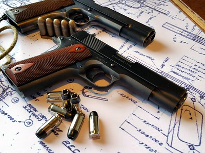 Colt Commander M1911A