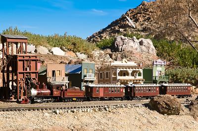 Living Desert Railroad