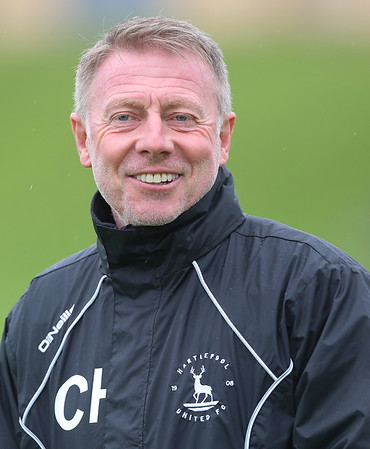 Hartlepool United Pre Season Training
