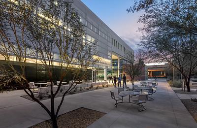14-9232 McClelland Hall, Professional Development Center Addition