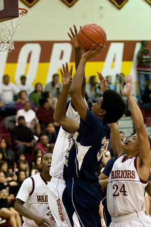 ND Basketball Varsity Alemany 2