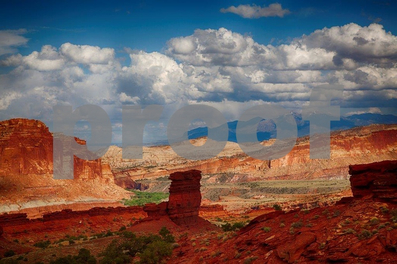 Capitol Reef, Sunset Pt. Trail 7189_HDR.jpg
