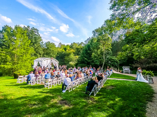 Rachael & Jesse Wedding Timelapses