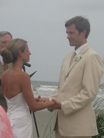 Clint and Kristin's Wedding, Myrtle Beach, South Carolina, July 7-10, 2005