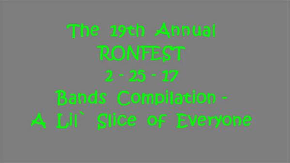 2017 Ronfest Video
