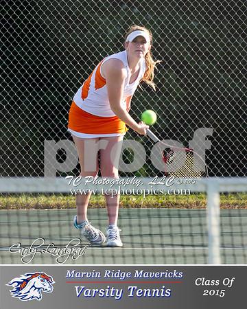 2014 - Women's Tennis