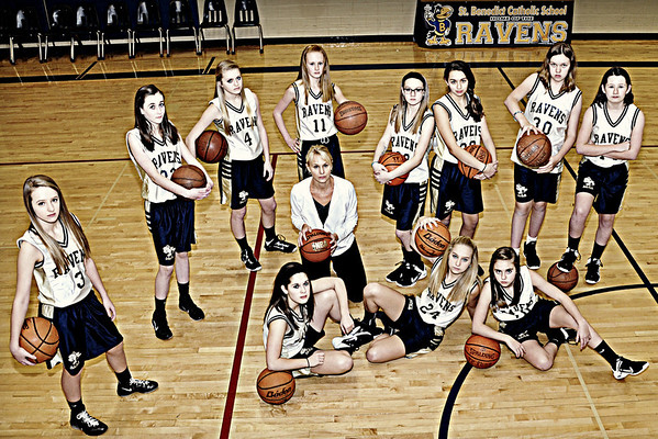 SBCS Basketball 2013