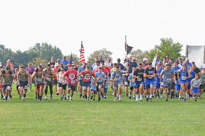 9/11 Heroes Run 5K  in Wall