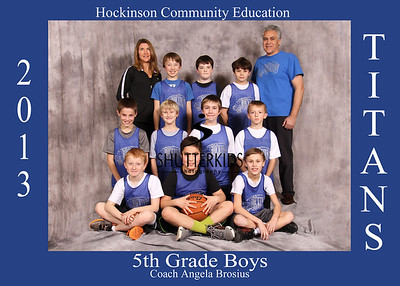 hockinson Brosius boys