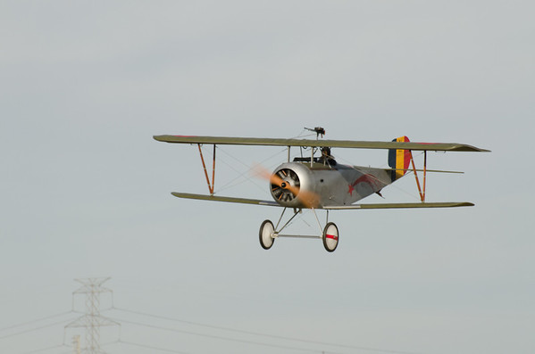 Joe Westrich Nieuport 17
