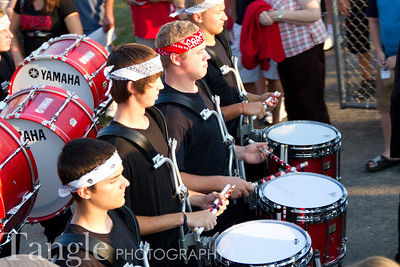 Marching Band - Football Game (2011-8-19)