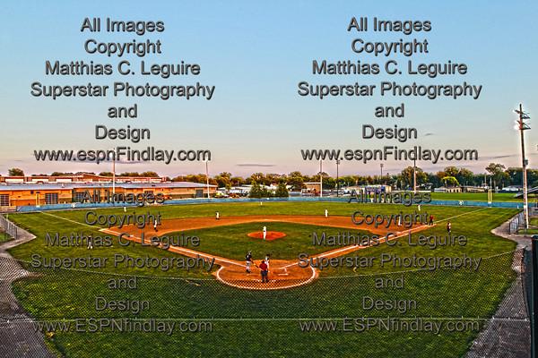 Findlay vs. Bucyrus 6-7-2012