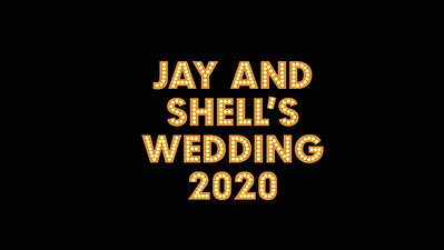 07.03 Jay & Shell's wedding