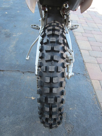 First Ride on Shinko 505 Cheater and Tubliss