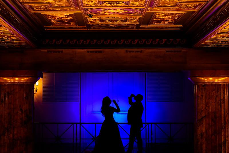 Ashling & Ryan's Wedding at the Ballroom at the Ben