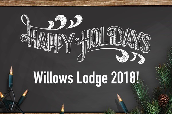 Willows Lodge Holiday Party