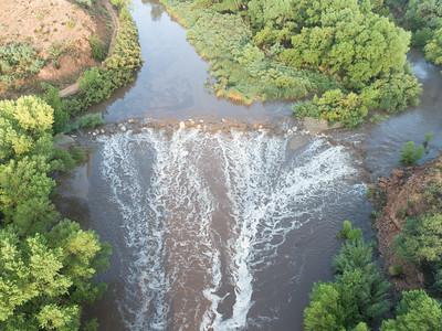 Verde River Flood Status - 7/25/21