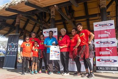 WOWs Kids Fiji Walk & Fun Run Sep 1st 2018