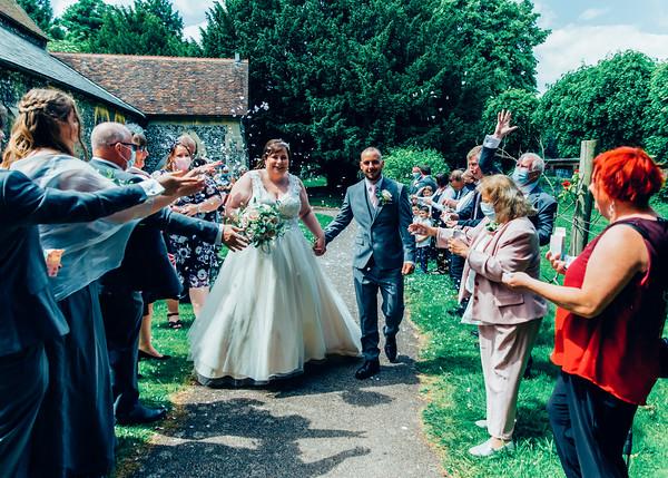 Luke & Michelle wedding