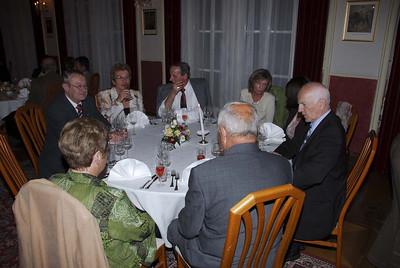 4. Abendveranstaltung in der Maria Theresienkaserne