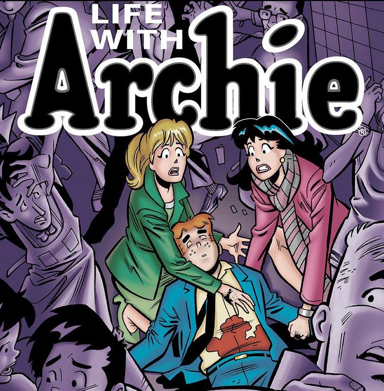 ". <p>10. (tie) ARCHIE <p>His last, dying wish � as expected � a ménage a trois. (4) <p><b><a href=\'http://www.cnn.com/2014/04/08/showbiz/archie-comics-death/\' target=\""_blank\""> HUH?</a></b> <p>    (AP Photo/Archie Comics)"