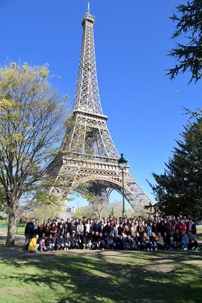 Spartans in Paris