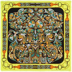 Folklore - Jaune Noir Orange NWOCTS - Ref 1309181708