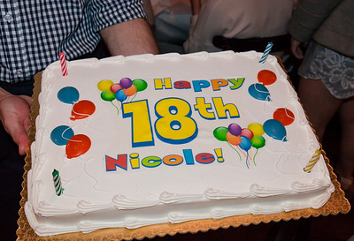 Nicole Birthday 2018