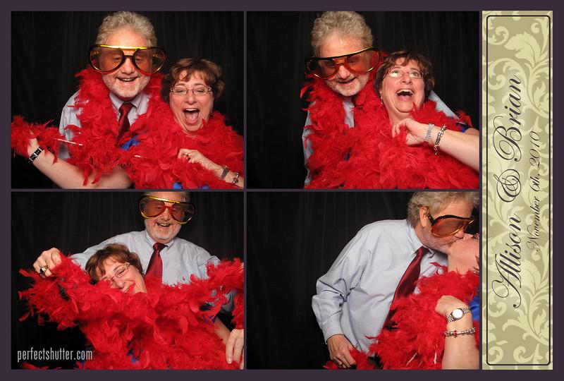 Windsor, ON: Allison Brian Wedding Photo Booth Rental