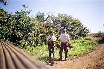 Chidrawi Family in Brazil
