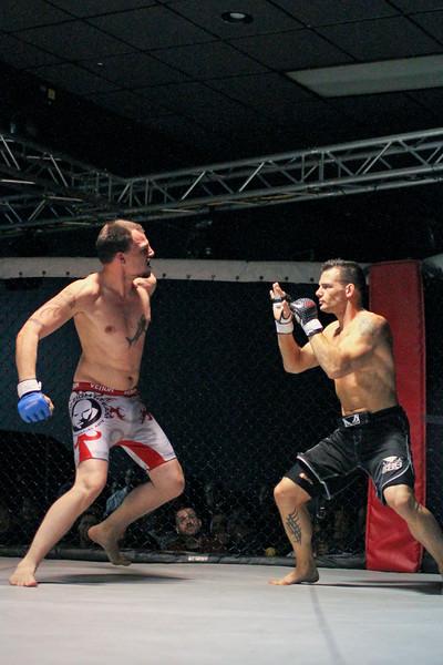 Kevin Tjaden vs Jesse MacDougall