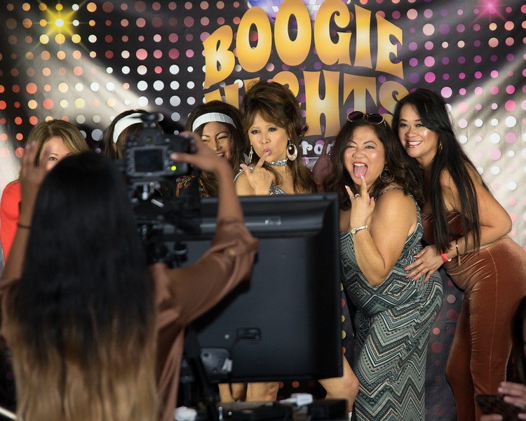 Candids from Boogie Nights